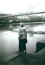 Rauten für Suse, Frankfurt 1990