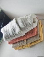 Pullover; Wolle, verstrickt, 1940er- und 1950er-Jahre