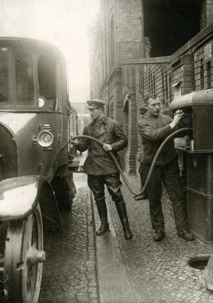 Postbetrieb, 1920er Jahre