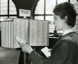 Postleitzahlenverzeichnis